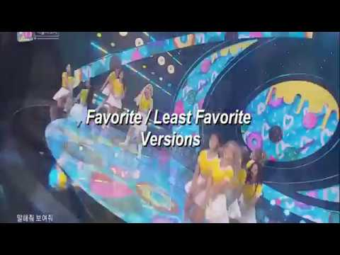 Rating All Of Loonas Music Show Outfits (1/3 To Hi High)