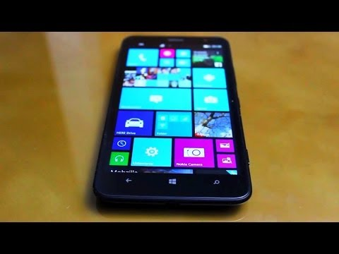 Nokia Lumia 1320 - recenzja, Mobzilla odc. 145