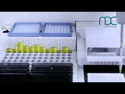 fully automated ELISA workstation  ADC E180