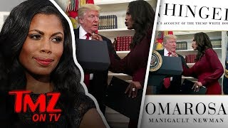 Omarosa Is Really Pushing Her Book | TMZ TV