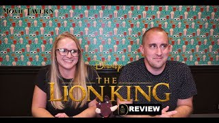 THE LION KING Movie Review   Tavern Talk