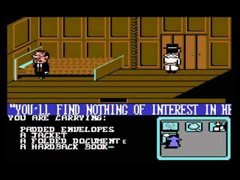 C64 Longplay - The Detective Game