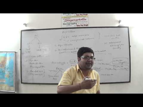 IAS (Geography) Lecture / Class ( Indian Agriculture) By Ajay Raj Singh