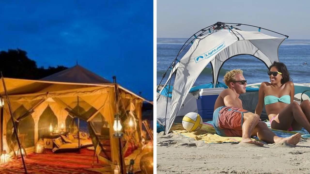 Jackaroo 12 Man 3 Room Tent & Jackaroo 12 Man 3 Room Tent - YouTube