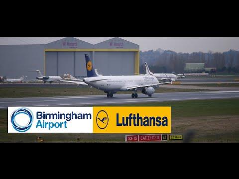 Lufthansa Flight 953 (BHX To Frankfurt)