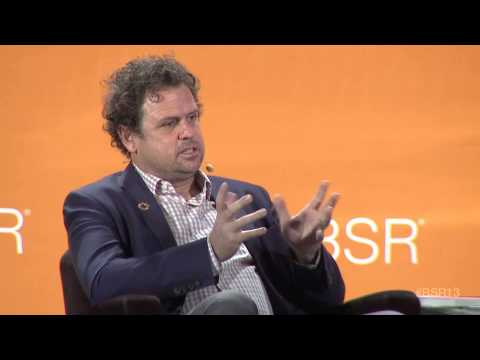 Danny Kennedy, Co-Founder and President, Sungevity Inc., at the BSR Conference 2013