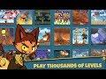《MagiCats Builder》手機遊戲介紹