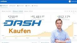 Dash Kaufen. Schritt für Schritt Anleitung (Tutorial)