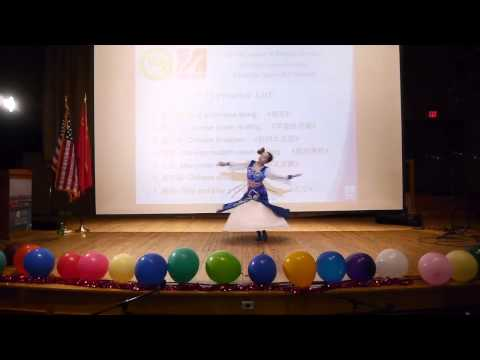 Performance: 7th  annual US High School Student Chinese Speech Contest
