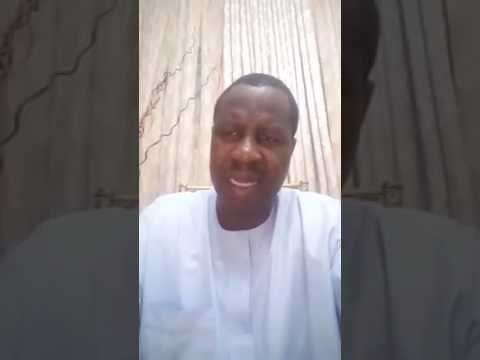 MUST WATCH: BABATUNDE GBADAMOSI ON THE FOREX CONSPIRACY AND ARTIFICIAL RECESSION