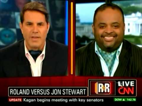 Roland Martin: That's Not An Ascot Rick