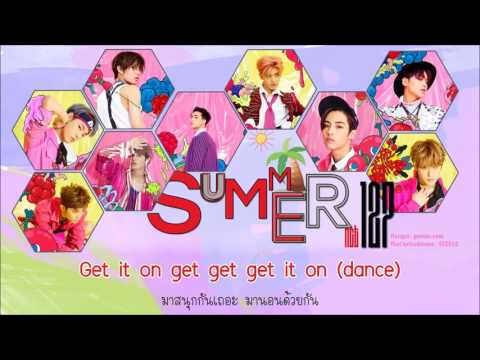 [Karaoke/Thaisub] NCT 127 - Summer 127