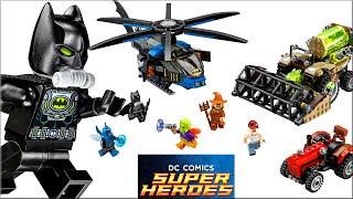 Lego DC Super Heroes 76054 Бэтмен Жатва страха. Обзор конструктора Лего Супер Герои(, 2016-07-15T13:41:20.000Z)