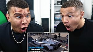 Reacting to the richest people in the world!! (feat wolfie)