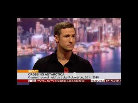 Scott Sears on BBC World TV