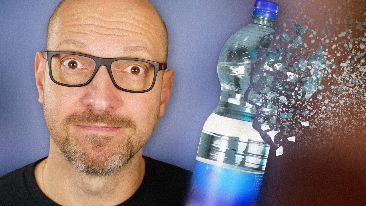 Wie gefährlich ist Wasser in Flaschen? (schockierend)