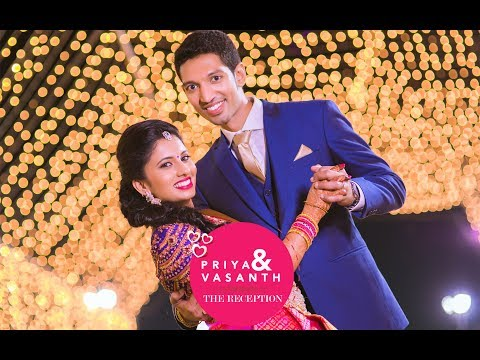 The Bigfat Reception of Priya & Vasanth