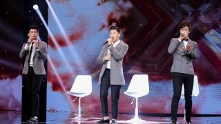 nu cuoi viet nam - nhom the wings tap 4 tranh dau - the x factor - nhan to bi an 2016 ss2