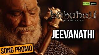 Baahubali - Jeevanathi Song Promo