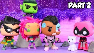 TEEN TITANS GO! - The Night Begins To Shine #2 - Defending CeeLo Bear by Epic Toy Channel