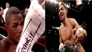 Trainer Breaks Down Trinidad vs Margarito Hand Wraps Difference