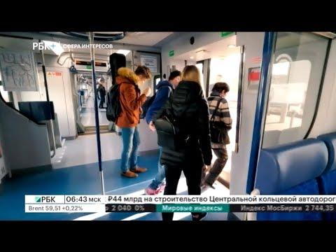 Сфера интересов. Развитие общественного транспорта