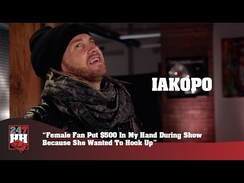Iakopo - Fan Put $500 In My Hand During Show Because She Wanted To Hook Up (247HH Wild Tour Stories)