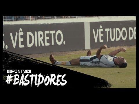 #Bastidores - Ponte Preta x Atlético-PR