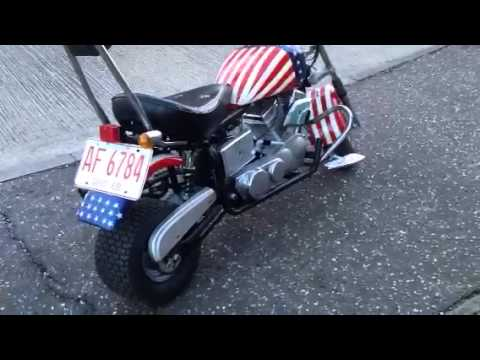harley davidson mini moto youtube. Black Bedroom Furniture Sets. Home Design Ideas