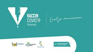 Vaccinatiecentrum Skyhall