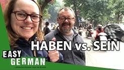 Haben vs. Sein | Super Easy German (62)