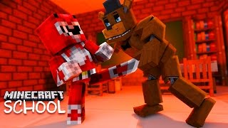Minecraft School - BOSS BABY'S PLANS ARE RUINED BY THE POWER RANGERS!