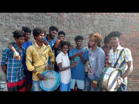 Chennai Gana Gana Saravedi Saren song