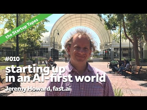 Starting up in an AI-first world — the Startup Tapes #010