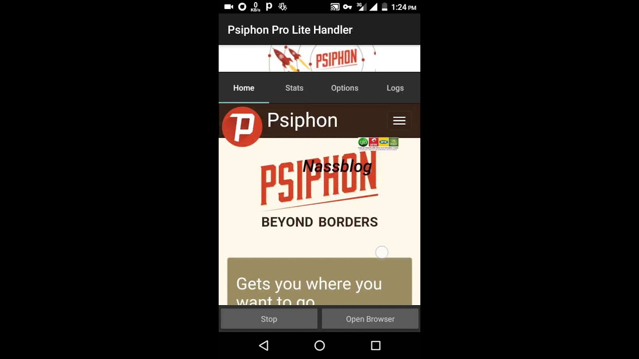 psiphon portable