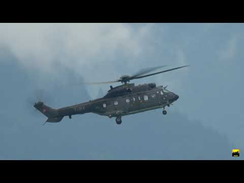 swiss-super-puma---powerfull-helicopter-display---airpower-2019