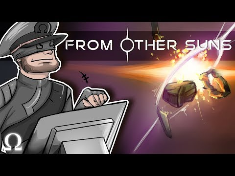 VIRTUAL REALITY SPACE CAPTAIN! (FTL IN VR!)   From Other Suns Oculus Rift VR Gameplay