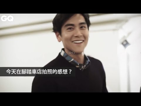 Eddie Peng Yu Yan/彭于晏 - Too cute for words