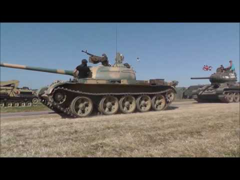 T-54/55 Vs. M103 Tank-Which was Better? (Videos)