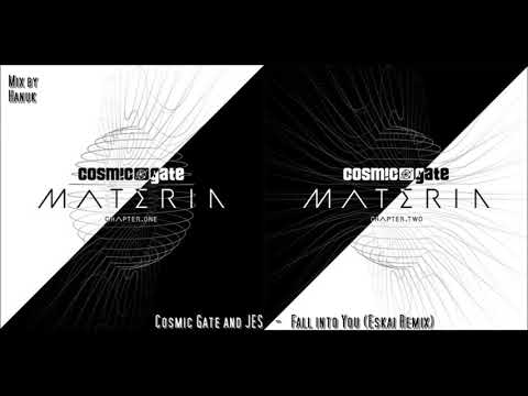 Cosmic Gate - Materia (Chapter One & Two) (Mixed) [07.09.2017]