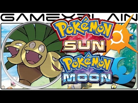 Pokémon Sun & Moon Analysis - Train-On #3 Trailer (Secrets & Hidden Details)