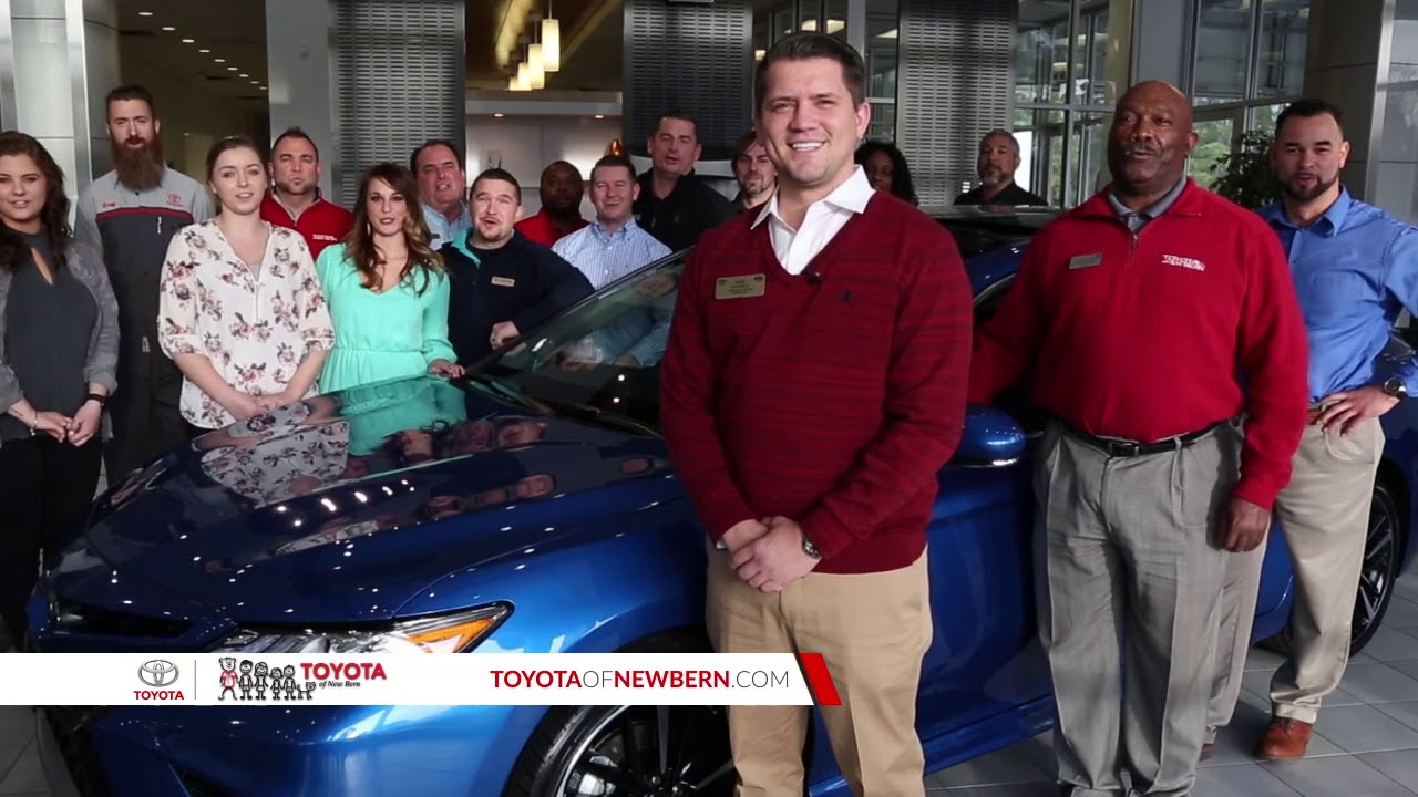 Toyota Of New Bern >> Toyota Of New Bern Is More Than Just A Dealership 30