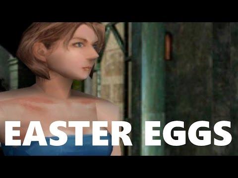 Resident Evil 3 - Easter Eggs |