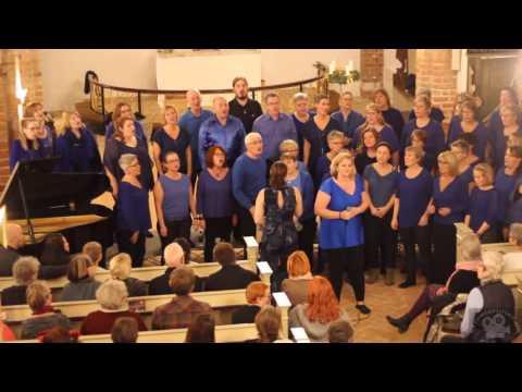 Faxe Gospel kor – En stjerne skinner i nat