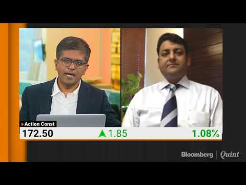 Sorab Agarwal On Action Construction Equipment's Outlook
