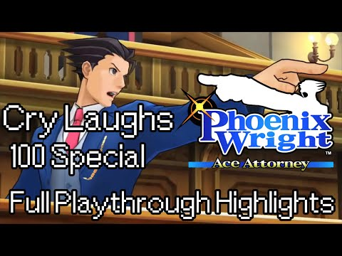 OBJECTION! | Phoenix Wright: Ace Attorney Highlights