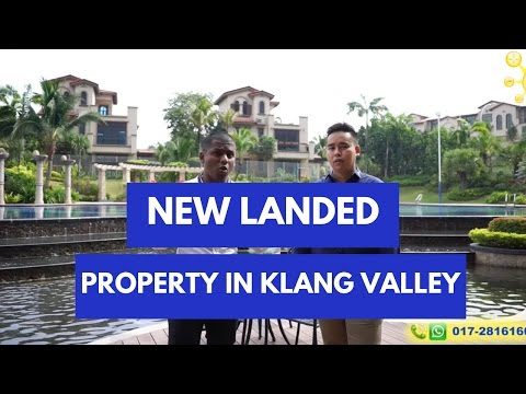 New Landed Property in Klang Valley