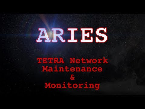 Aries: TETRA Network Performance Monitoring Tool
