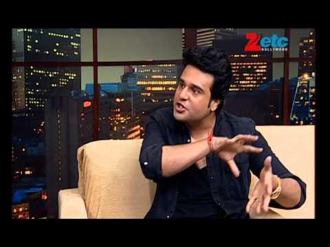 Krushna Abhishek - ETC Bollywood Business - Komal Nahta