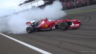 Ferrari FXX K 2015 Videos